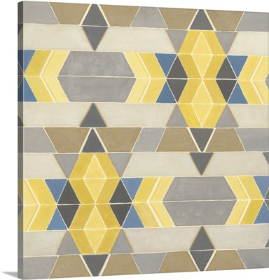 Blue and Yellow Geometry I