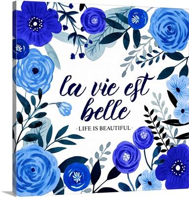 Blue Beautiful I