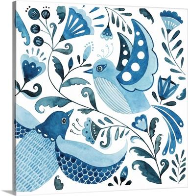 Blue Bird Folk II