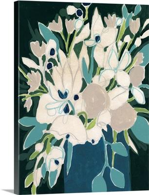 Blue Bloom Sketch II