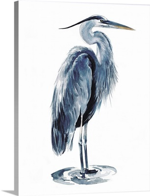 Blue Blue Heron I