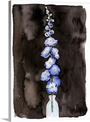 Blue Delphinium II
