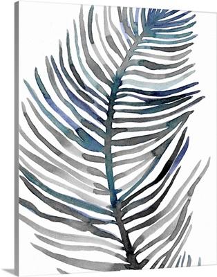 Blue Feathered Palm III