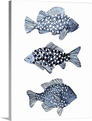 Blue Fish I