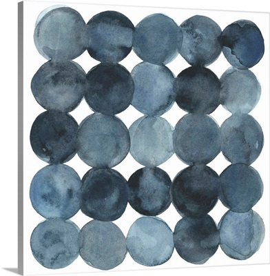 Blue Grey Density II