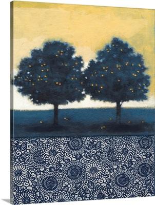 Blue Lemon Tree II