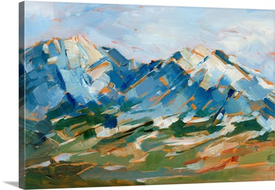 Blue Mountain Peaks I