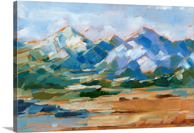 Blue Mountain Peaks II