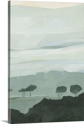 Blue Ridge Fog II