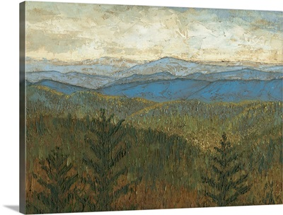 Blue Ridge View I