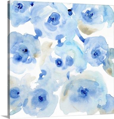 Blue Roses II