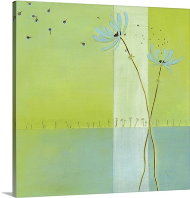 Blue Seedlings IV