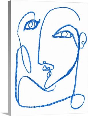 Blue Self I