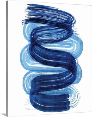 Blue Swish I