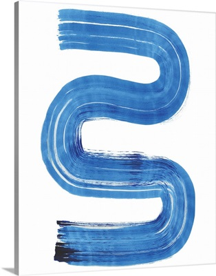 Blue Swish II