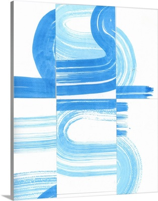 Blue Swish V