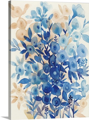 Blueberry Floral II
