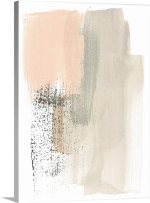 Blush Abstract I