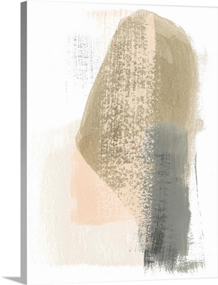 Blush Abstract III