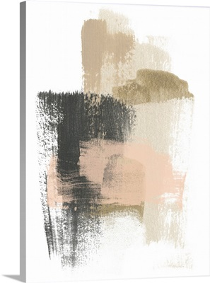 Blush Abstract IX