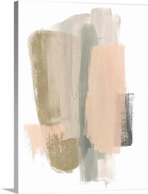 Blush Abstract VII
