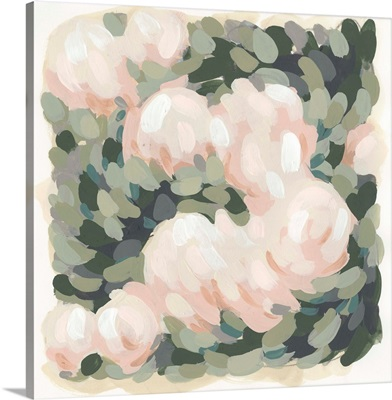 Blush and Celadon I