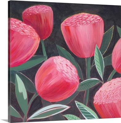 Blush Blossoms I