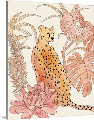 Blush Cheetah III