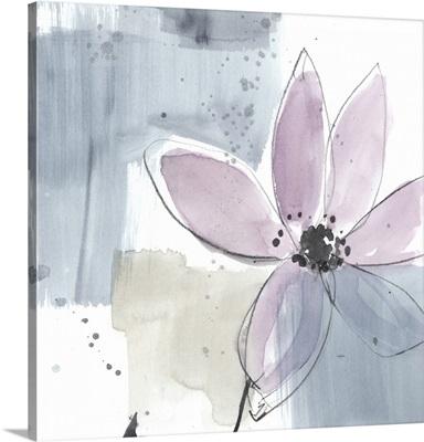 Blush Flower Splash VI
