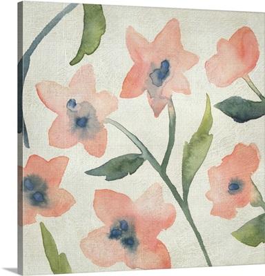 Blush Pink Blooms III