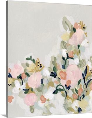 Blushing Blooms I