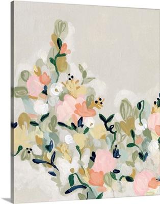 Blushing Blooms II