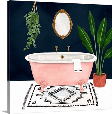 Boho Bath II