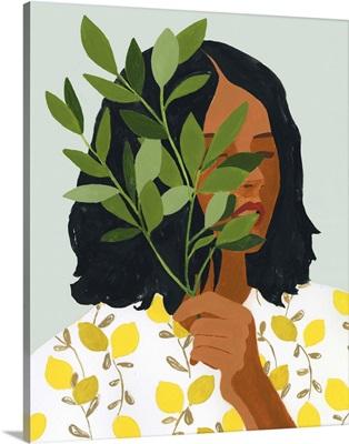 Botany Portrait I