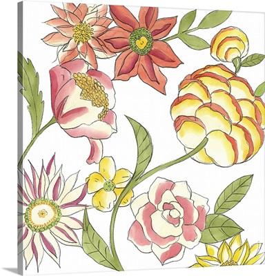 Bouquet Garden II
