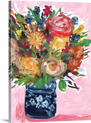 Bouquet in a vase II