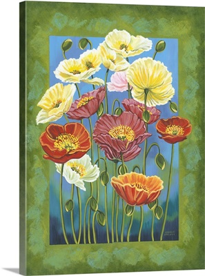 Bouquet in Border I