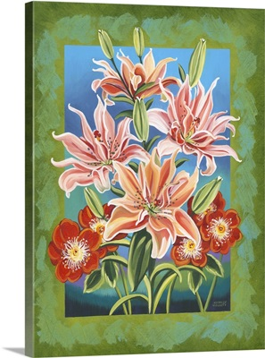 Bouquet in Border II