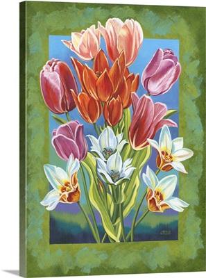 Bouquet in Border III