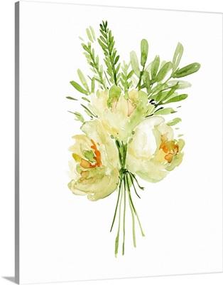 Bouquet with Peony II