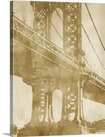 Bridge Etching II