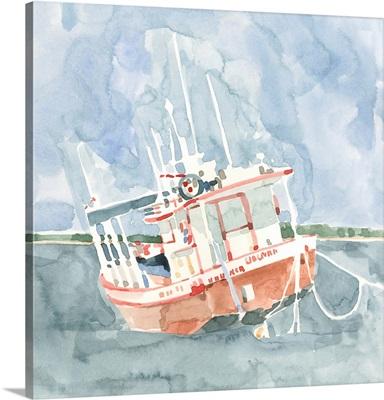 Bright Fishing Boat I
