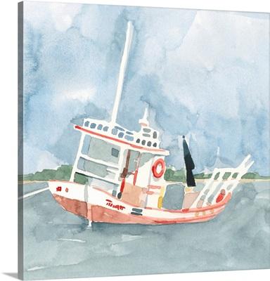 Bright Fishing Boat II