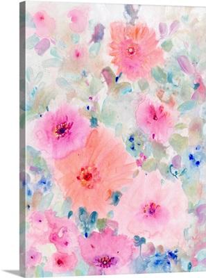 Bright Floral Design II