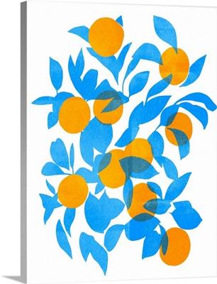 Bright Tangerines II