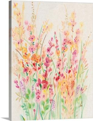 Brilliant Floral I