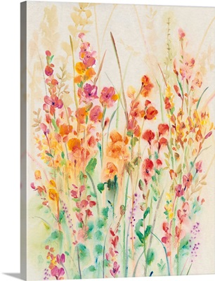 Brilliant Floral II
