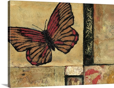 Butterfly in Border I