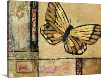 Butterfly in Border II