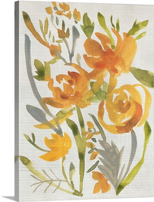 Butterscotch Bouquet II